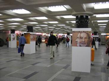 Copyright Cracow 2010 - Dydo plakátkiállítás